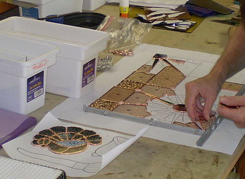 Stained Glass Art Classes Waco TX